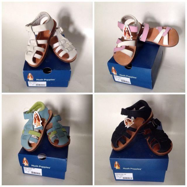 Sepatu Hush pupies
