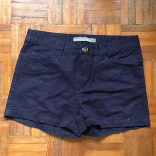 [REDUCED]Navy Blue Shorts 🔵