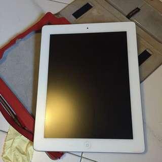 iPad 2, 32gb, White