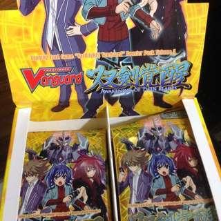 Vanguard Booster Packs