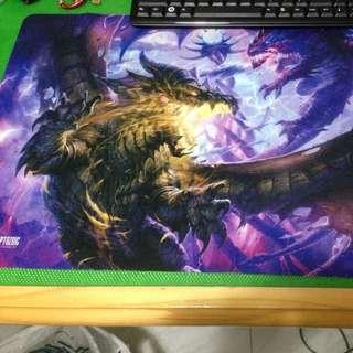World Of Warcraft Playmat Mousepad WoW
