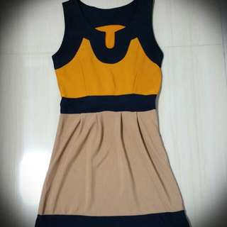 3 For $10 - Tracyeinny Colorblock Dress