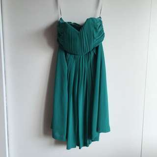 Love Bonito Pleated Dress