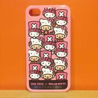Hello Kitty x One Piece iPhone 4/4S保護殼