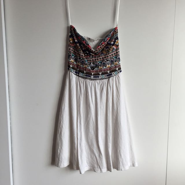 Bershka Tribal Dress