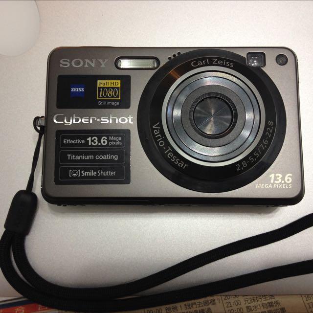 Sony dsc-w300 數位相機