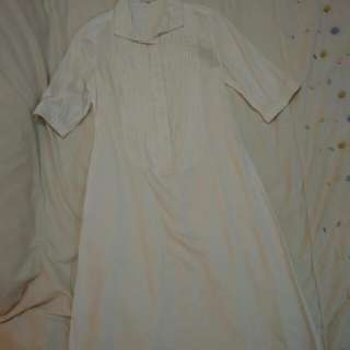 White Dress Preloved