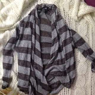 F21 Knitted Cardigan