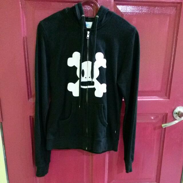 Authentic Black Paul Frank Hoodie