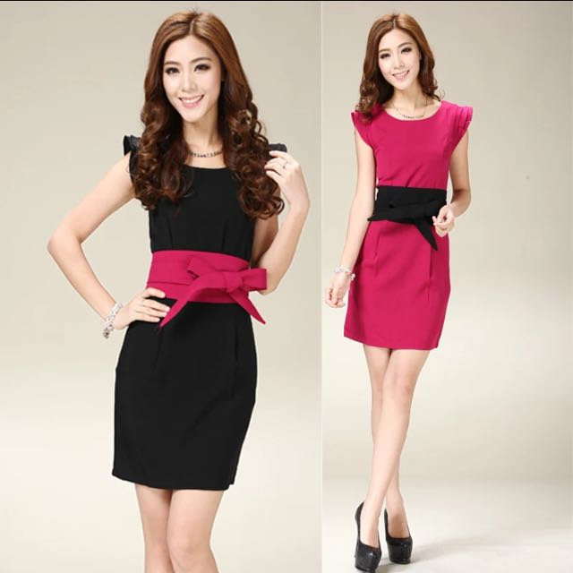 Ladies Office Wear Dress Womens Fashion On Carousell