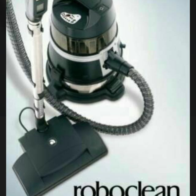 Used Roboclean Water Based Vacuum Cleaner Kitchen Appliances On