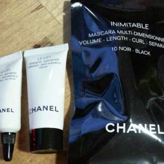 Chanel Samples