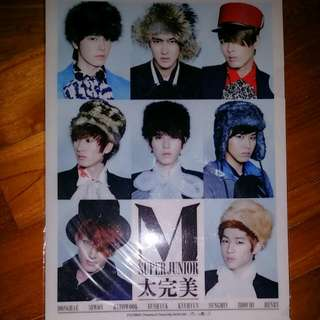 Super Junior M File