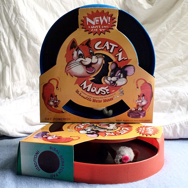 *On Sale* Cat 'N' Mouse™ Toy