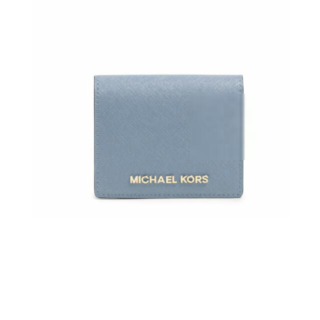 50673165388c Michael Kors Jet Set Travel Saffiano Leather card Holder ( 100% Authentic -  Pre Order), Luxury on Carousell
