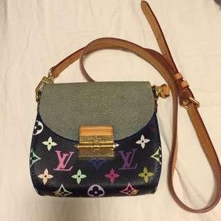 Louis Vuitton Monogram Small Sling Bag