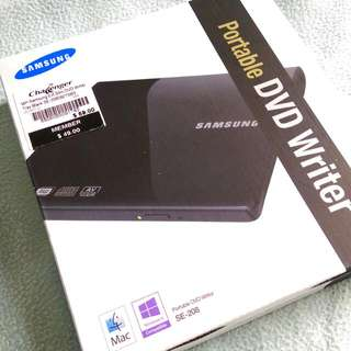 BNIB Samsung Portable DVD Writer