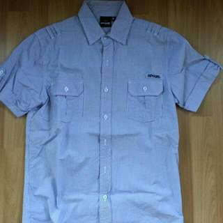 Authentic Rip Curl Short Sleeve Shirt