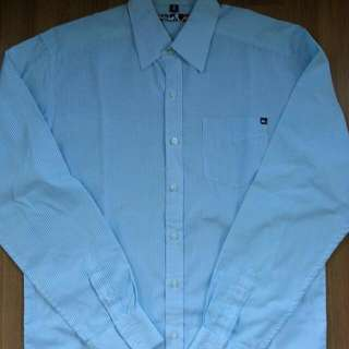 Authentic Quiksilver Long Sleeve Shirt