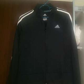 Adidas Clima 365 Womens Black Sports Jacket