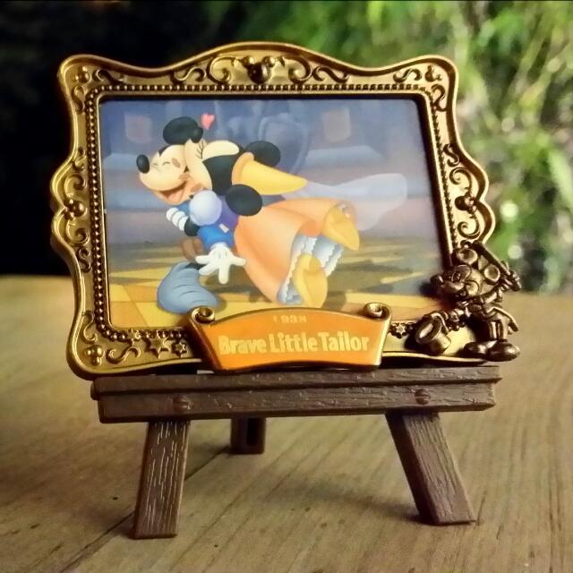 迪士尼 六款收藏畫廊