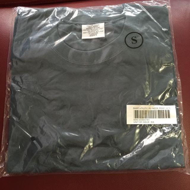PRE ORDER) BN Air Force Admin T Shirt, Men's Fashion on