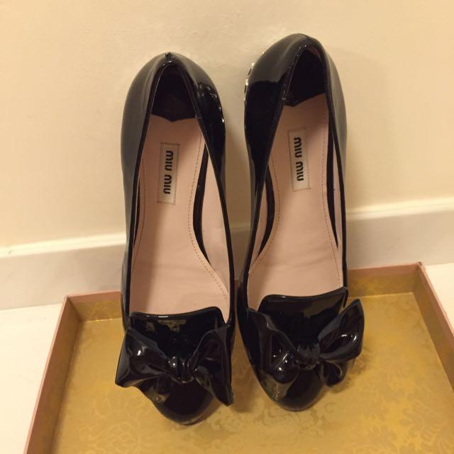 0eaf5ed20b80 Miu Miu Calzature Donna Shoes