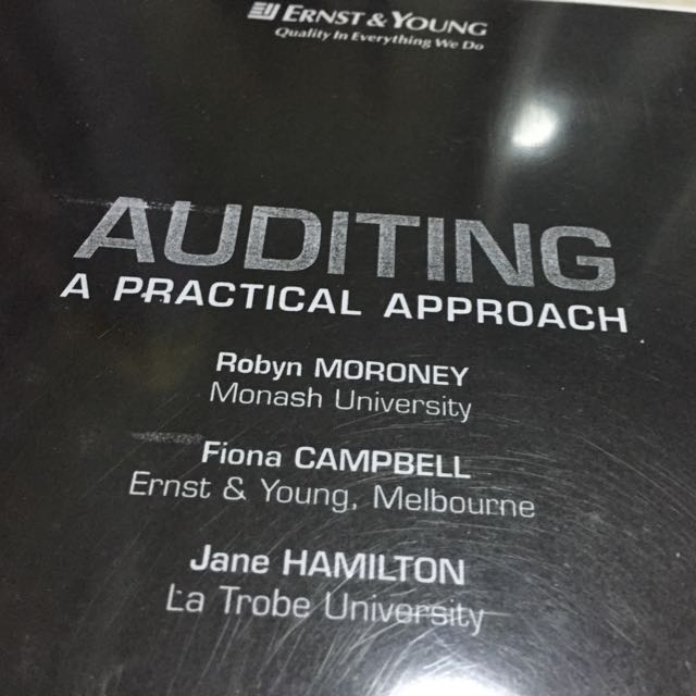 Sim rmit auditing text book textbooks on carousell photo photo fandeluxe Gallery