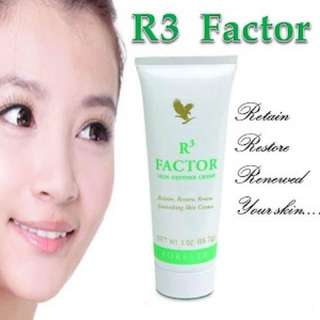 Forever R3 Factor : Retain Renew Restore