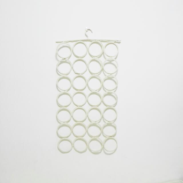 White Ikea Clothesaccessories Organizer Hanger Furniture On Carousell