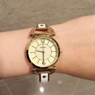 全新 FOSSIL 復古風手錶