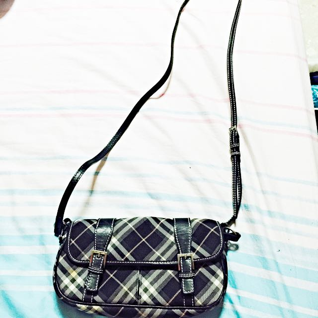 Burberry Blue Label Sling Bag b66621aa7fe9f