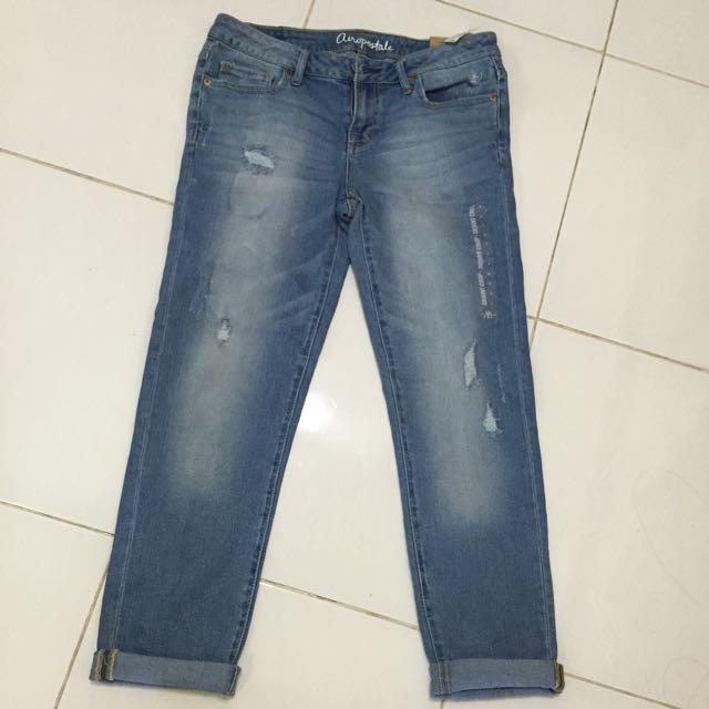 Crop Jeans Aero