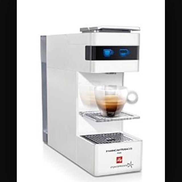 illy - Francis Francis Y3 Espresso/Coffee Machine, Electronics on ...