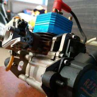Cy 27cc Gasoline engine for Rc Boat