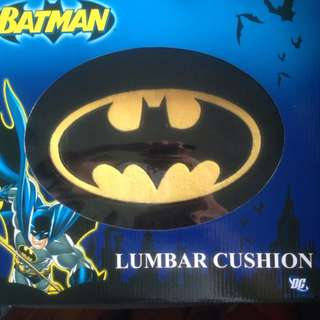 QYOP Original Batman Lumbar Cushion Pillow (Brand New)