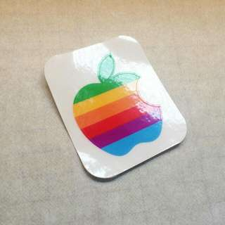 [Clearance] Retro Translucent Apple.