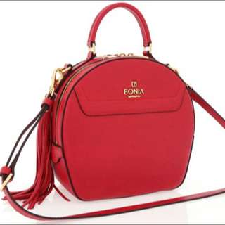 Red Sonia By Bonia (size S, authentic, BNWT)