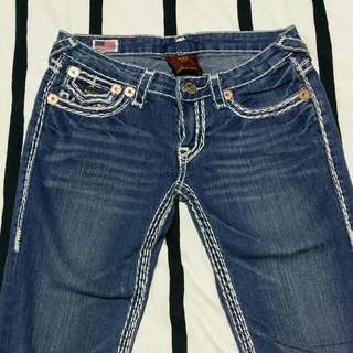 True Religion Inspired Denim
