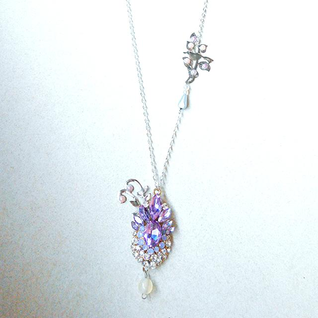 All That Glitters Long Necklace