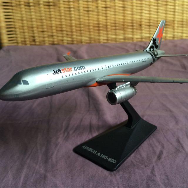 Jetstar AIRBUS A320 Model