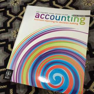 Accounting: Business Reporting for Decision Making W ISTUDY2