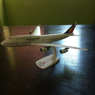 Philippine Airlines B747 Model