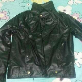 Brand New W Tag Leather Jacket