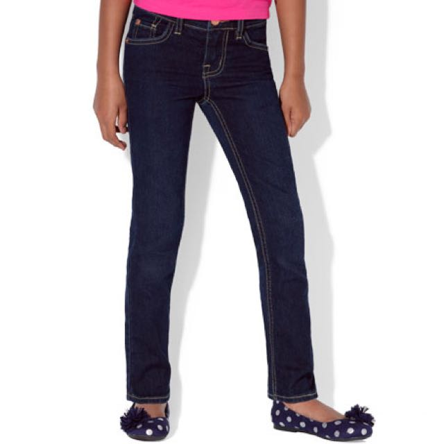 BN Size 6yr TCP Skinny Denim Pants For Kid Girl - Pktcp Pkgirl