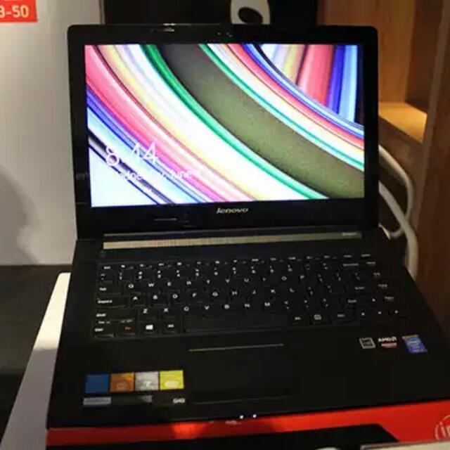 Lenovo G40-70 I5 4210U 8gb Ram Windows 8.1