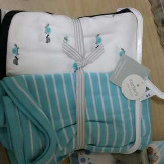 BN Carter Swaddle 2pc