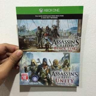 Xboxone Assassin's Creed