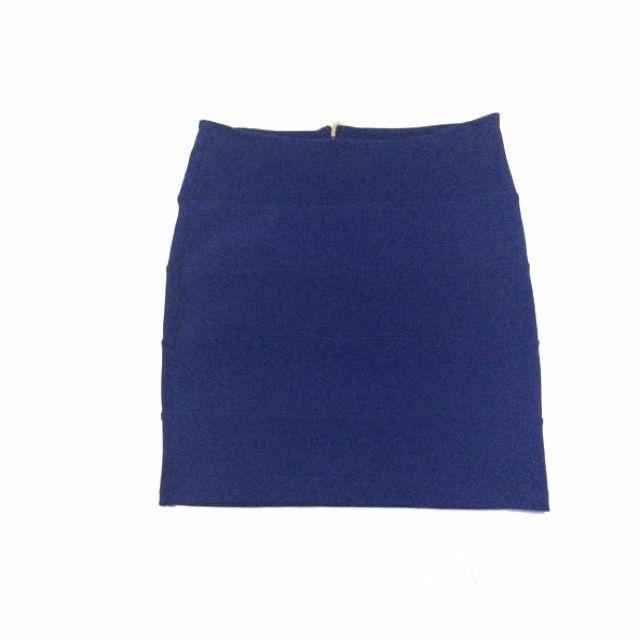 Authentic Topshop Bandage Skirt