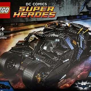 Lego Tumbler 76023